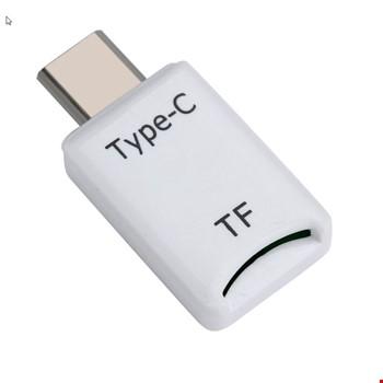Type-C Tf Sd Kart Okuyucu Macbook ChromeBook Tüm Type-C Cihazlar