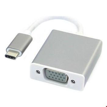 iPad Pro 11 inç A1980 A1979 A1934 Type-C to Vga Çevirici Adaptör