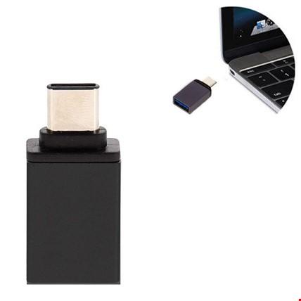 USB C TYPE-C Otg Flash Bellek Mouse Aparatı Çevirici Tüm Type C
