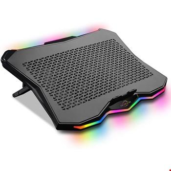 Aicheson DCX-AA3 RGB Gamer Notebook Laptop Soğutucu 15-17.3 inç