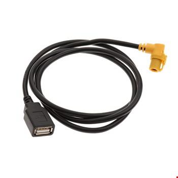 VW Jetta Golf MK5 6 Passat B6 7 RCD510 USB Bağlantı Adaptör Sku8