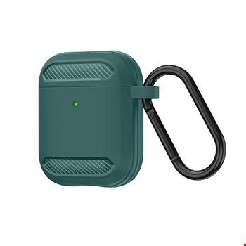 Wiwu APC005 Wireless Şarj Destekli Airpods Kılıf Koruma