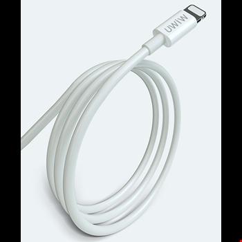Wiwu G80 iPhone iPad Lightning Şarj Kablosu Usb Kablo 2mt