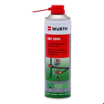 Würth HHS 2000 Yarı Sentetik Tutunma Özellili Yağlayıcı Sıvı Gres