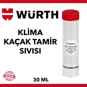 Würth Klima Kaçak Tamir Sıvısı Sızdırmazlık Sağlayıcı 30ml