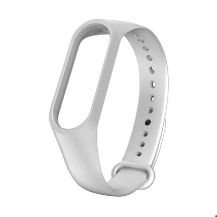 Xiaomi Mi Band 3 Akıllı Bileklik TME Kordon Kayış Saat Modeli: Mi Band 3Renk: GümüşEkran Koruyucu: İstemiyorum
