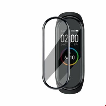Xiaomi Mi Band 5 5D Tam Kaplayan Kırılmaz Nano Ekran Koruyucu