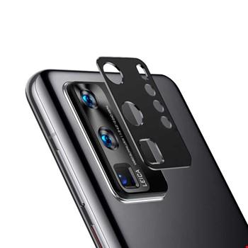 Huawei P40 Pro Metal Kamera Lens Koruma Koruyucu