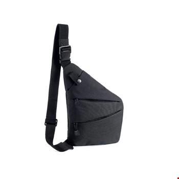 Unisex Çapraz Askılı Güvenlikli Anti Hırsız Bel Omuz Çantası